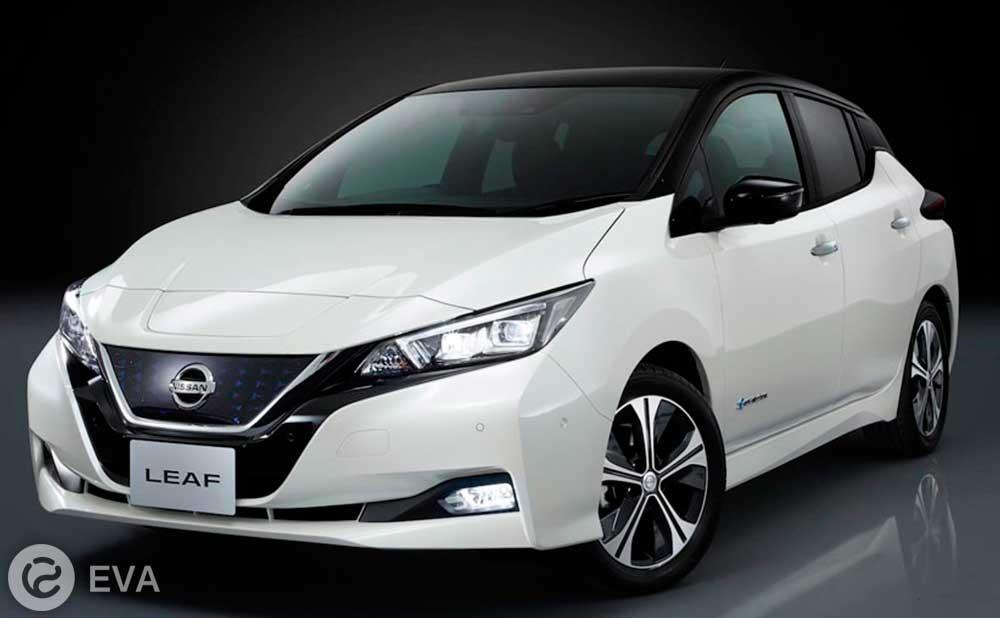 Nissan Leaf 2 сертифицировали