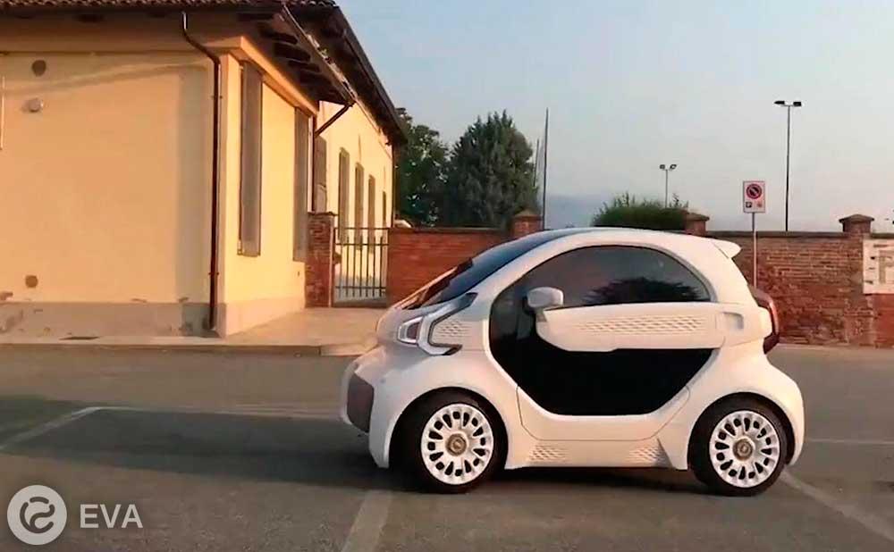 Выходит первый серийный электромобиль, распечатанный на 3D-принтере