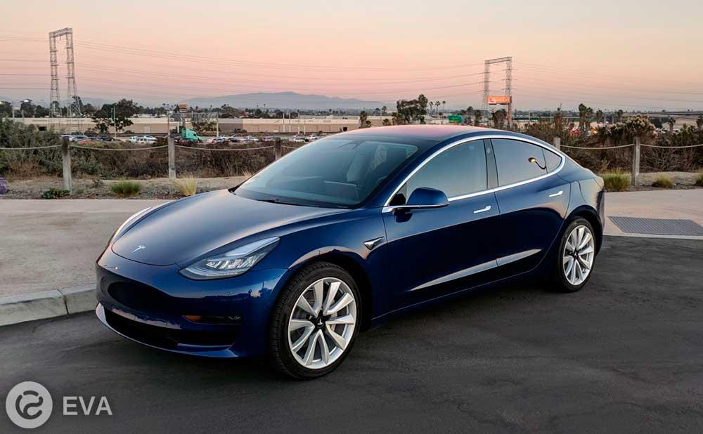 Tesla Model 3 обогнала все электрокары по продажам в США