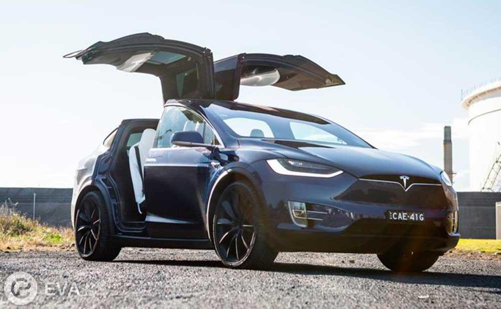 Tesla Model X оказалась самым безопасным электрокаром планеты